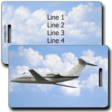 GENERAL AVIATION PERSONALIZED LUGGAGE TAGS