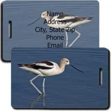 Avocet Luggage Tags