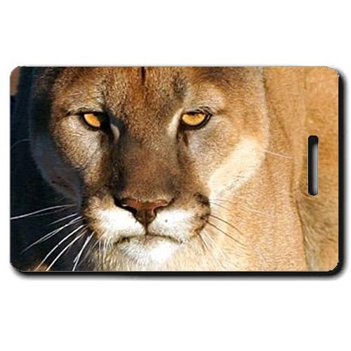 COUGAR  LUGGAGE TAG