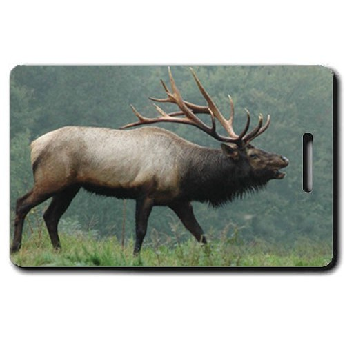 ELK LUGGAGE TAG