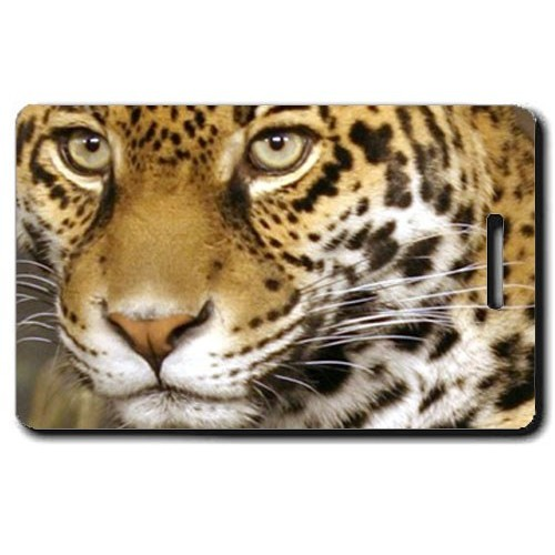 JAGUAR LUGGAGE TAG