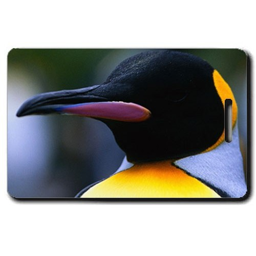PENGUIN LUGGAGE TAG