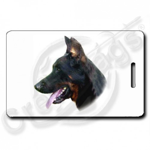 BEAUCERON PERSONALIZED  LUGGAGE TAG