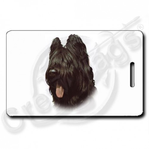 BRIARD PERSONALIZED LUGGAGE TAG