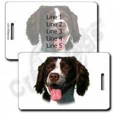 BRITTANY LUGGAGE TAGS