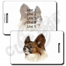 PAPILLON LUGGAGE TAGS