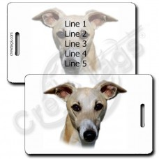 WHIPPET LUGGAGE TAGS