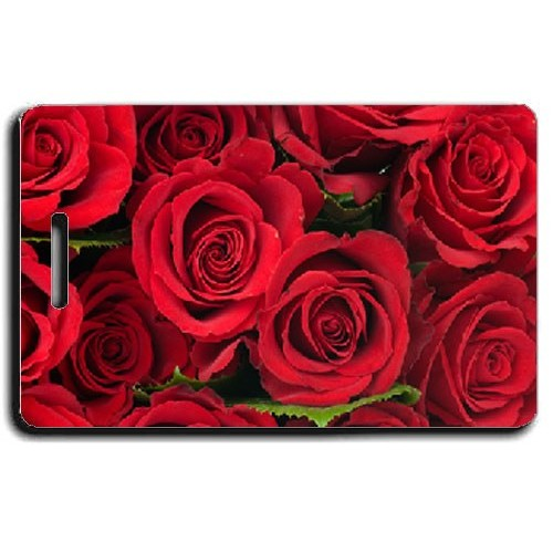 ROSES LUGGAGE TAGS