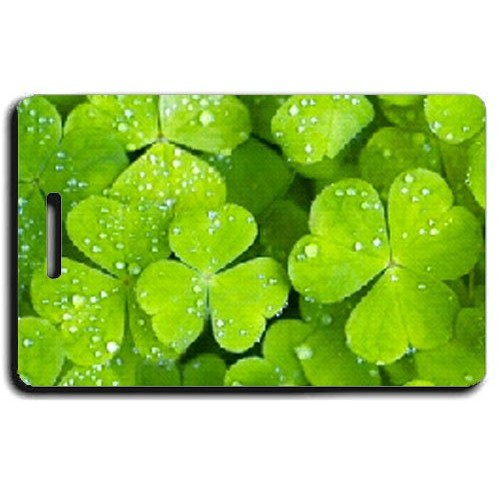 SHAMROCK LUGGAGE TAGS