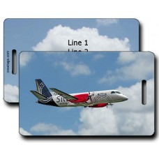 SILVER AIRWAYS LUGGAGE TAGS