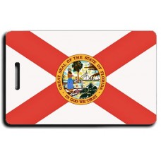 Florida State Flag Luggage Tags