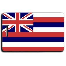 Hawaii State Flag Luggage Tags