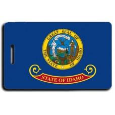 Idaho State Flag Luggage Tags
