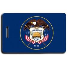 Utah State Flag Luggage Tags
