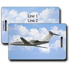 Beech Jet 400A Luggage Tags