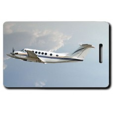 Beech Super King Air B200 Luggage Tags