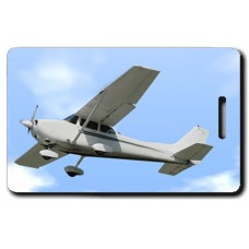 Cessna 172 Luggage Tags