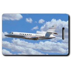 Dassault Falcon Luggage Tags