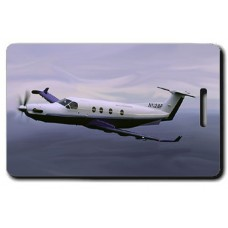 Pilatus PC-12 FAF Luggage Tags