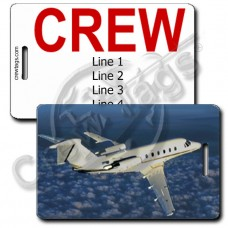 CHALLENGER CREW TAGS
