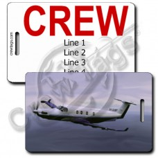 PILATUS PC-12 FAF CREW TAGS