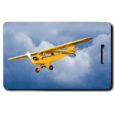 Piper Cub J3  Luggage Tags
