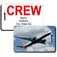 CREW TAGS