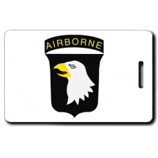 Army 101st Airborne Division Luggage Tags