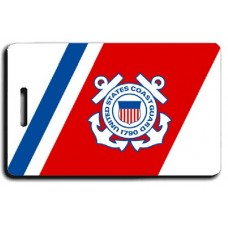 USCG Luggage Tag
