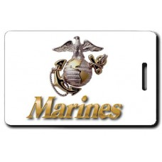 USMC Luggage Tag