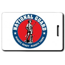 USNG Seal Luggage Tag