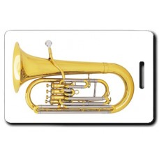 Baritone Luggage Tags