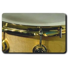 Drum Luggage Tag