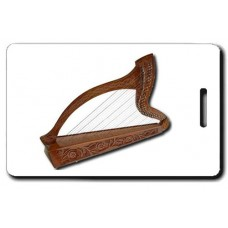HARP LUGGAGE TAGS