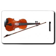 Violin Luggage Tags