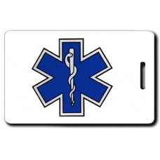 STAR OF LIFE LUGGAGE TAGS