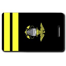 U.S. Naval Sea Cadet: Lieutenant Luggage Tags