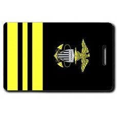 U.S. Naval Sea Cadet: Lieutenant Commander Luggage Tag