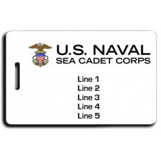 U.S. Naval Sea Cadet Corps (Same Both Sides)